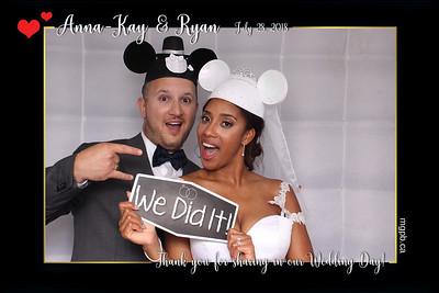 Anna-Kay and Ryan's Wedding - July 28, 2018
