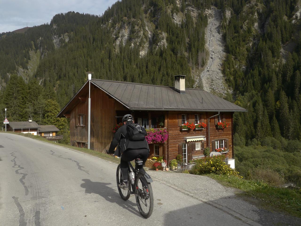 @RobAng 2013 / Safien Platz, Glaspass, Kanton Graubünden, CHE, Schweiz, 1319 m ü/M, 2013/10/03 15:22:50