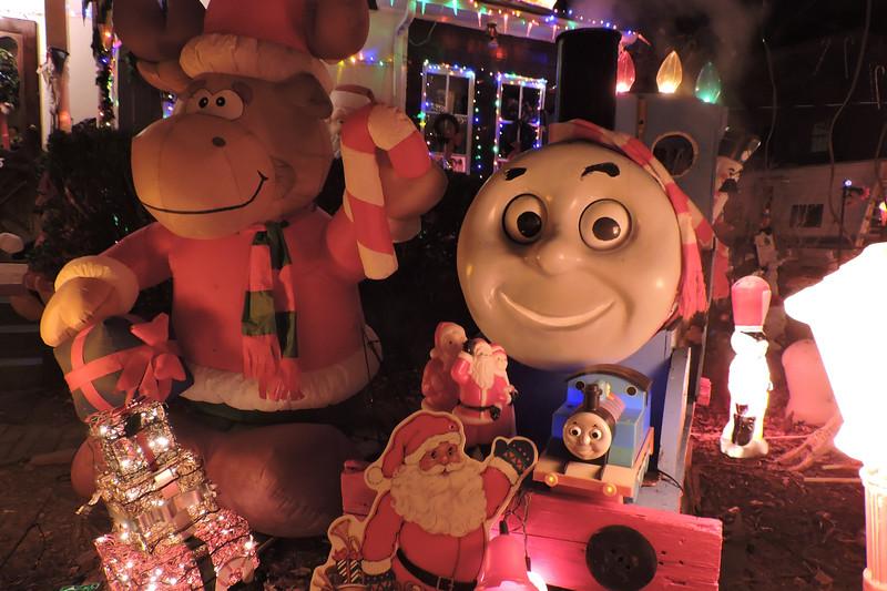 Mega holiday decorations