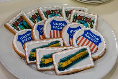 Cookies, Headliners luncheon