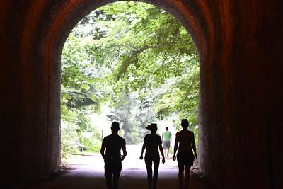 Washington aqueduct tunnel