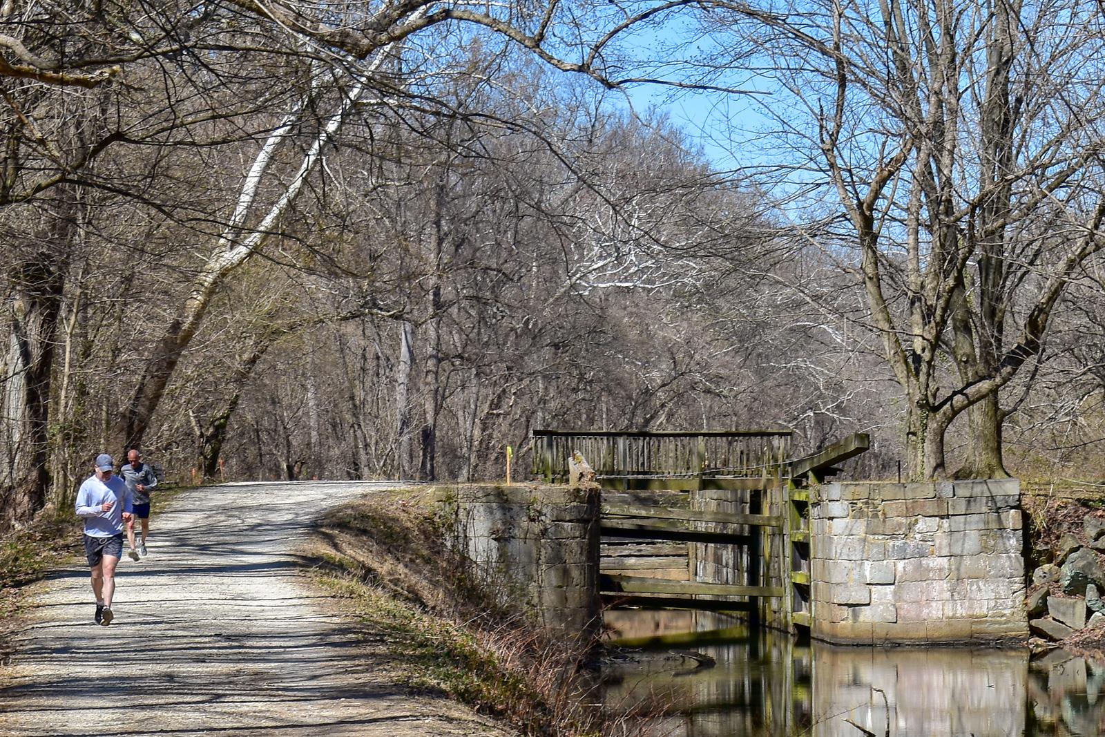 Lock 7, C&O Canal