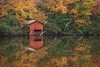 AL FORT PAYNE DESOTO STATE PARK LAKE AT DESOTO FALLS OCTJJ_MG_4032MbmmW