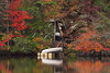 AL FORT PAYNE DESOTO STATE PARK LAKE AT DESOTO FALLS OCTJJ_MG_4041MbmmW