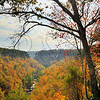 AL FORT PAYNE LITTLE RIVER CANYON NATIONAL PRESERVE WOLF CREEK OVERLOOK OCTJJ_MG_9844bMbmmW