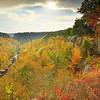 AL FORT PAYNE LITTLE RIVER CANYON NATIONAL PRESERVE WOLF CREEK OVERLOOK OCTJJ_MG_9961bMbmmW