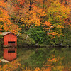 AL FORT PAYNE DESOTO STATE PARK LAKE AT DESOTO FALLS OCTJJ_MG_5646MbmmW