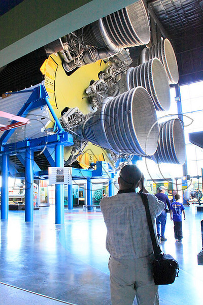 AL HUNTSVILLE U S  SPACE AND ROCKET CENTER SATURN V ENGINE OCTJJ_MG_5887MbmmW