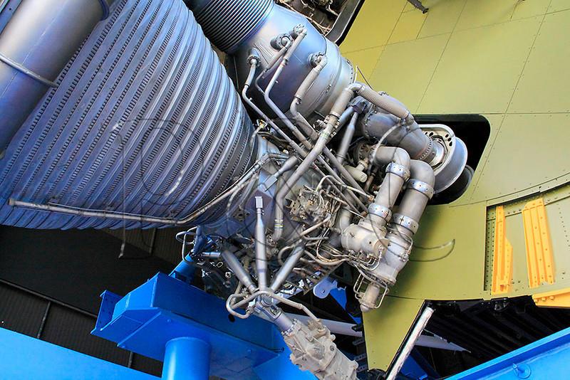 AL HUNTSVILLE U S  SPACE AND ROCKET CENTER SATURN V ENGINE OCTJJ_MG_5812MbmmW