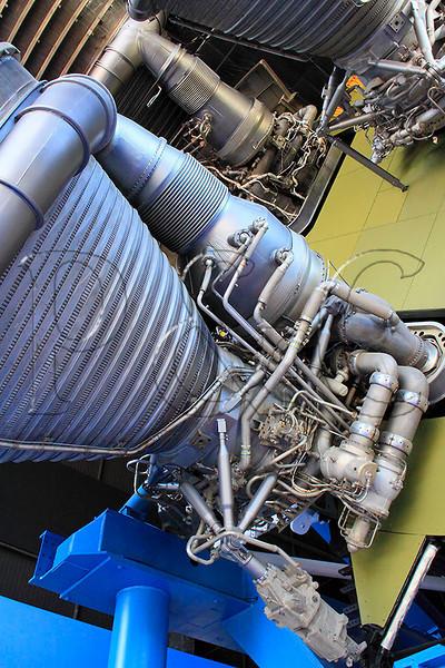 AL HUNTSVILLE U S  SPACE AND ROCKET CENTER SATURN V ENGINE OCTJJ_MG_5809MbmmW