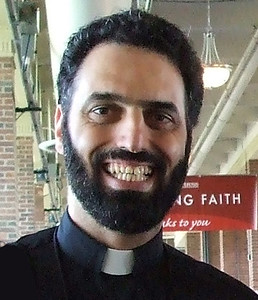Rev. Rani Abdulmasih, Pastor of the Abundant Life Arabic Church in Dearborn, MI was elected to serve as a member for six years on the Multicultural Ministries Program Committee during the ELCA Churchwide General Assembly held August 6-11, 2007. Location: Navy Pier; Chicago; Illinois