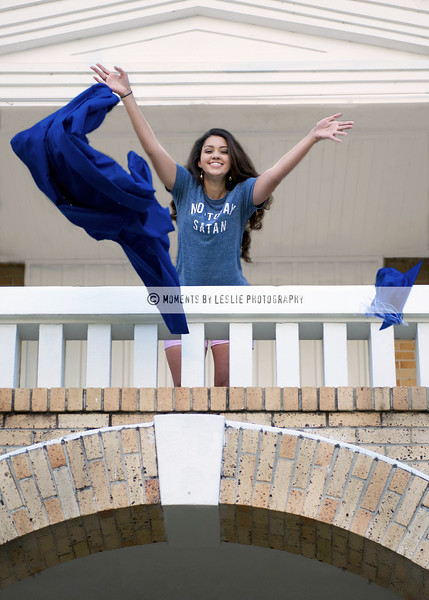 ALANNA CAP AND GOWN 2017