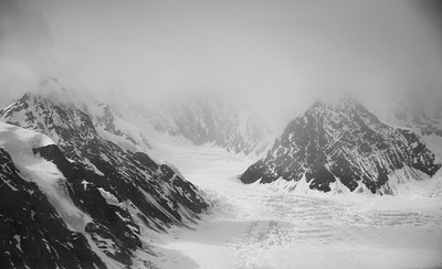 Glacier, Denali Park