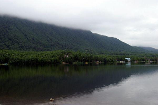 Mirror Lake, north of Anchorage