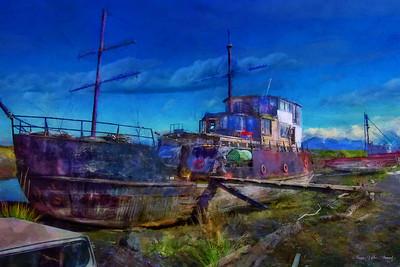 4191-TI-3012 Eternal Barge Master