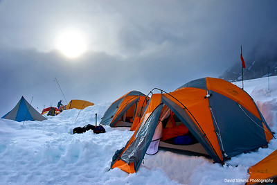 Denali Camp 1