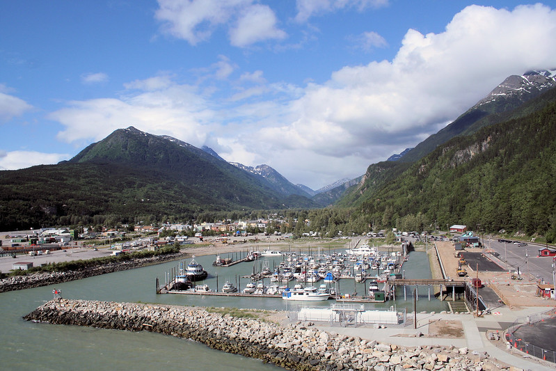 Port of Juneau, Alaska's capital