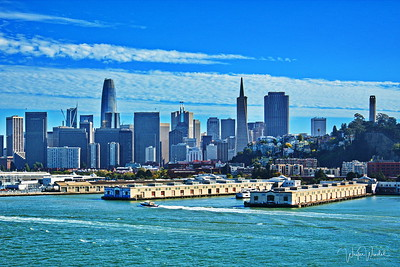 Departing San Francisco on September 13th @ 4:30PM
