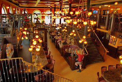 Bard & Banker Pub interior
