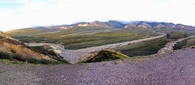 Polychrome Pass, Denali National Park
