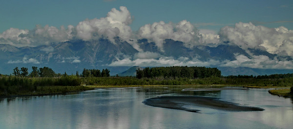 Chugach Range Alaska