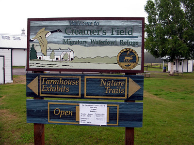 Creamer's Field, Fairbanks, Alaska