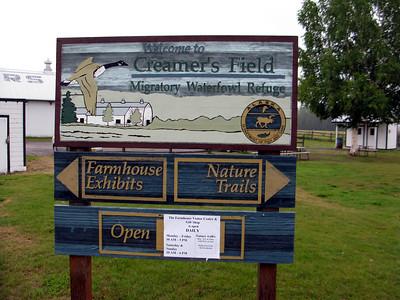 Creamer's Field, Fairbanks, Alaska