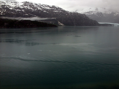 The approach to Ketchikan brought us to the Misty Fjords National Mounument.