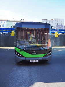 ADL Enviro 200 with Smart Pack demonstrator (1)