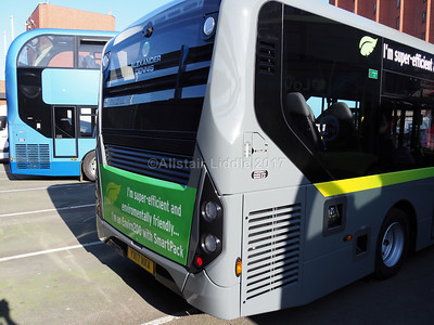 ADL Enviro 200 with Smart Pack demonstrator (4)