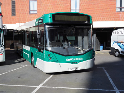 East Coast Buses Volvo B8RLE Eclipse 3 10062 SF17 VML (1)