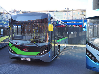 ADL Enviro 200 with Smart Pack demonstrator (2)