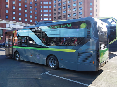 ADL Enviro 200 with Smart Pack demonstrator (3)