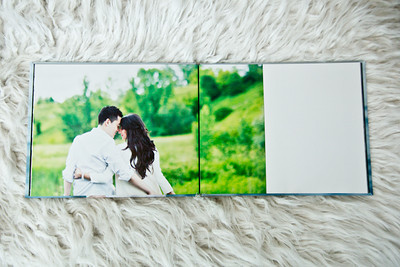 Guestbooks - 9x12 Imagewrap Examples