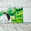 9x12 Image Wrap Cover with Lay Flat Hinged Pages