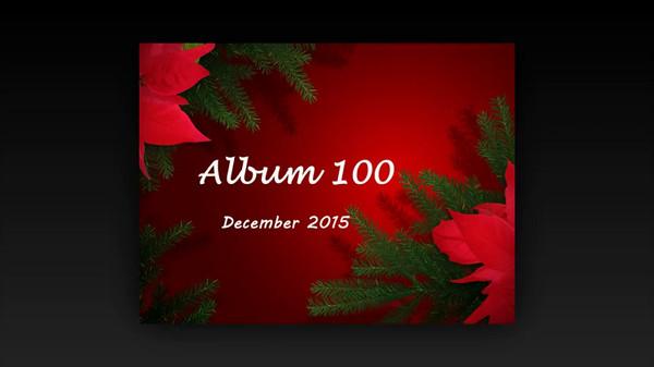ALBUM 100 DECEMBER 2015