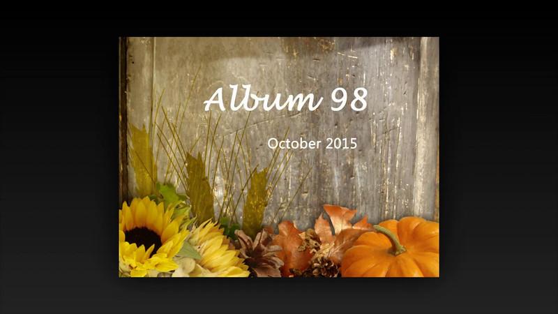 Album 98 October 2015