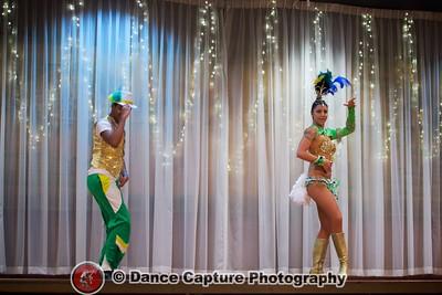 Samba - Robyn & Kate