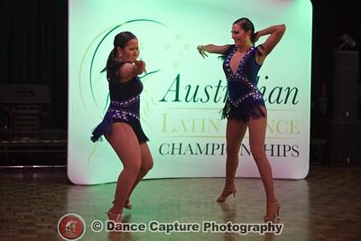 Becky & Caterina - Salsa Open