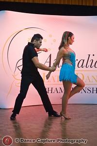 Hamed & Lana - Amateur Bachata