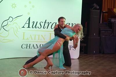 Jamie & Kat - Amateur Bachata