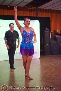 Laura & Pat - Pro Am Salsa