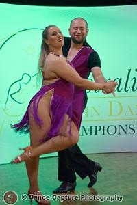 Melisa & Christian - Pro am Bachata