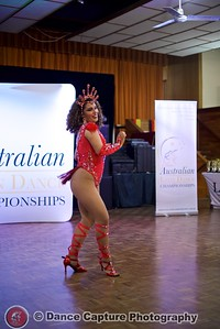 Nathalie - Amateur Samba
