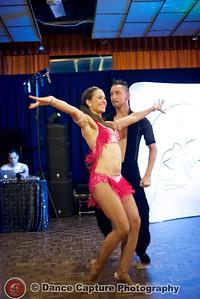 Vanessa & Mitch - Pro Am Salsa