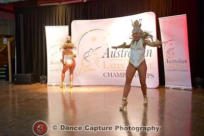 Subsdance Amateur Samba Duet