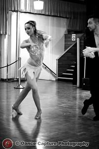 Vanessa & Mitch - Pro Am Salsa Choreo
