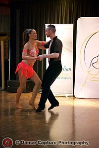 Vanessa & Mitch - Pro Am Salsa Freestyle