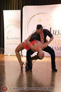Vanessa & Mitch - Pro Am Salsa Freestyle