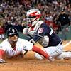 APTOPIX ALDS Indians Red Sox Baseball